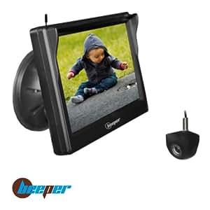 camera de recul sans fils rw050rf beeper. Black Bedroom Furniture Sets. Home Design Ideas