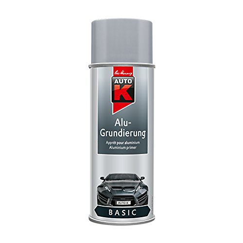 AUTO-K KWASNY 233 060 Basic Alu-Grundierung Grau Spray 400ml -