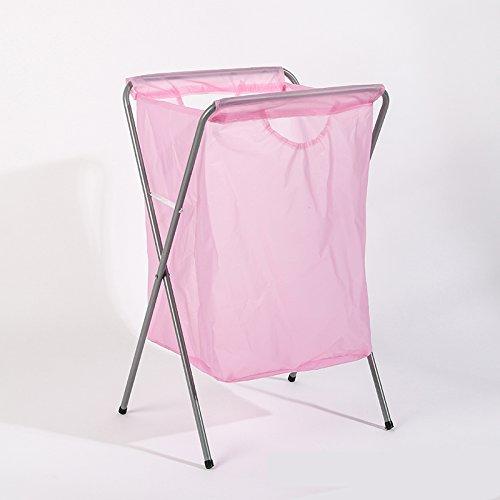 GYP Haushalt Faltbar Schmutzig Kleidung Korb Schmutzig Kleidung Körbe Wäschekorb Korb Wäschekörbe kaufen ( Farbe : B )