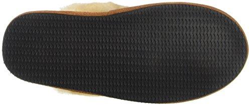 Giesswein Damen Menden Pantoffeln Beige (Henna 248)