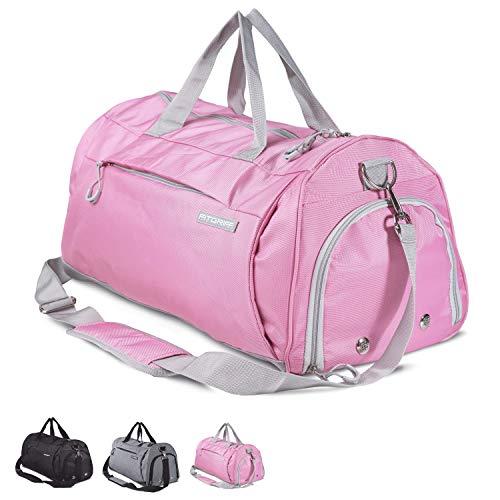 Fitgriff Sporttasche Fitnesstasche Small, Pink