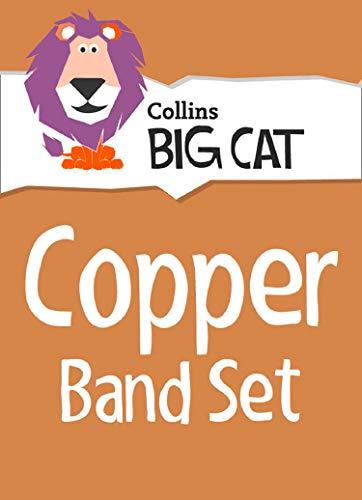 Copper Band Set: Band 12/Copper (Collins Big Cat Sets)