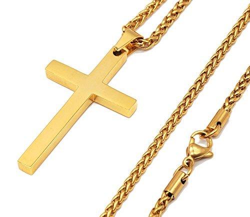 reve-bijoux-plaque-or-18-k-collier-pendentif-croix-en-acier-inoxydable-pour-homme-femme-61-cm-chaine