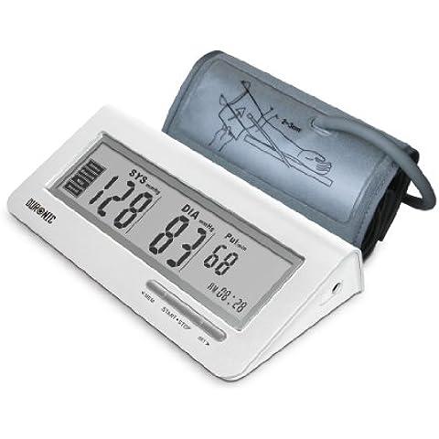 Duronic BPM400 - Tensiómetro de brazo completamente automático - Monitor de presión arterial