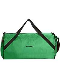 Wildcraft Nylon 46.99 centimeters Green Travell Duffle (8903338051008)