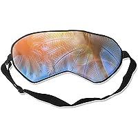Schlafmaske mit Palmen und die Sonne sind im Himmel, tiefe Erholung, Augenmaske mit verstellbarem Kopfband, Schlafzufriedenheit... preisvergleich bei billige-tabletten.eu