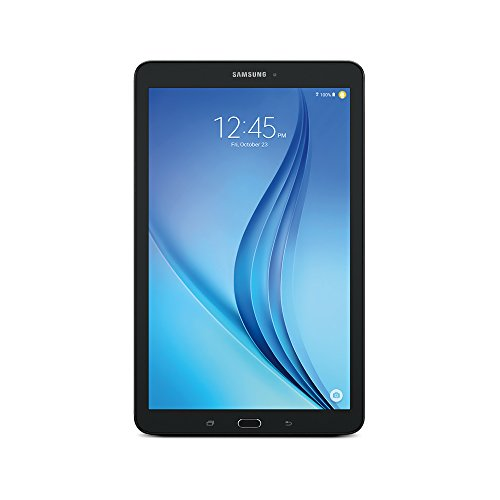 Samsung Galaxy Tab E SM-T560NZKUXAR Tablet (16GB, 9.6 Inches, WI-FI) Black, 1.5GB RAM Price in India