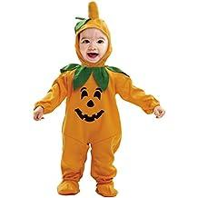 My Other Me Me - Disfraz de bebé calabaza, 7-12 meses (Viving