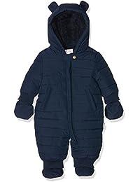 Pumpkin Patch Snow Suit with Mittens and Booties, Polaina para Bebés