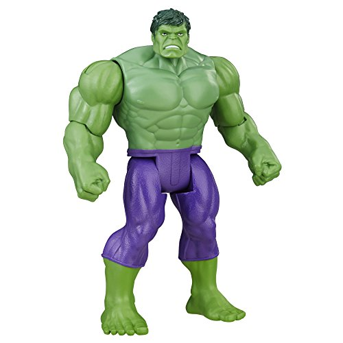 The Avengers Marvel Avengers Hulk 6-in Basic Action Figure