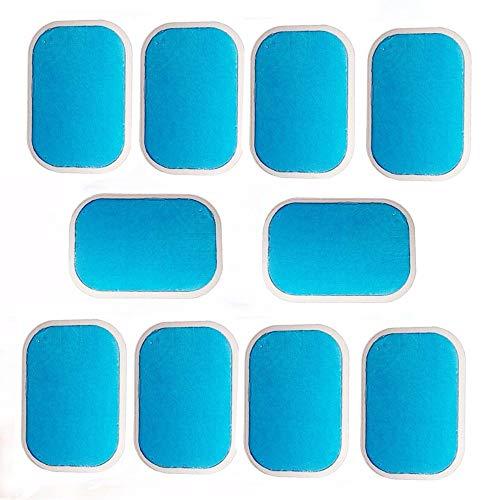 nerishop85 Ricambi Gel Pad per Elettrostimolatori Universali 20 Gel Pad