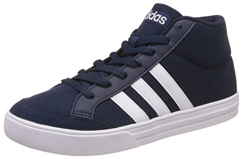 Fitnessschuhe Ftwbla Set Mid Herren Maruni blau adidas Vs Ftwbla w6P1qIn