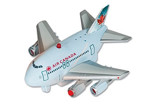 daron-air-canada-pullback-toy-with-light-and-sound-by-daron