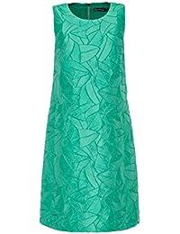 HALLHUBER A-Linien-Kleid aus Struktur-Jacquard A-Linie