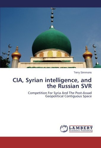 CIA, Syrian intelligence, and the Russia...