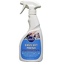 Envii Kit Fresh – Eliminador de Olores Probiótico Para Equipaciones Deportivas – Desodorante de Zapatos en Spray – Neutralizador & Limpiador de Olores - (750 ml)