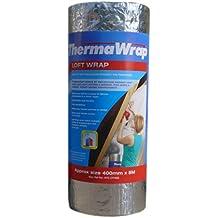 ThermaWrap - Accesorio para el aislamiento del hogar, 400mm x 5m x 3.7mm (pack de 1)