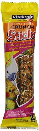 Vitakraft Parrot Sticks Fruit Bird Sticks Fast Postage (Parrot-sticks)