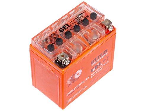 OutDo YTX5L-BS Gel USV Bleiakku 12V 5Ah Blei-Akku Batterie Gelakku Gel-akku