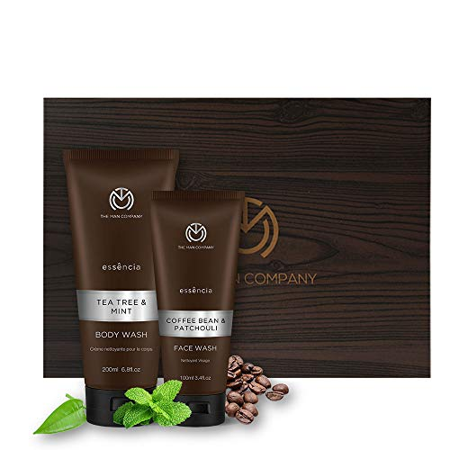 The Man Company Awesome Duo Set (Face Wash and Body Wash)