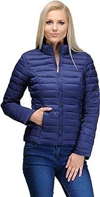 MIZAGO Women's Long Sleeves Blended Bomber Jackets
