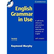 English Grammar In Use with Answers and CD ROM Klett Edition: A Self-study Reference and Practice Book for Intermediate Students of English