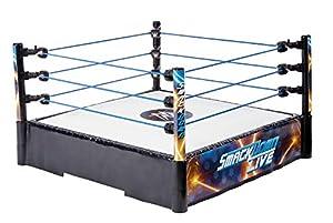 WWE - Ring Superstar Accesorio para las figuras de acción de los luchadores (Mattel GDB89)