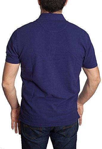 Tienda Calidad Herren Poloshirt Stone Navy Blau (Navy)