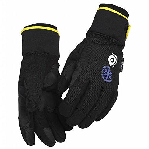 Blakläder Winter-Handschuhe 'Handwerk', 1 Stück, 10, schwarz, 22493945990010