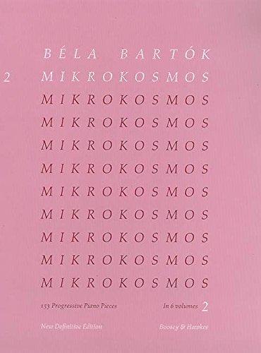 Mikrokosmos 2 (Urtext) Pf