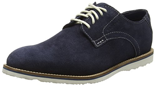 Rockport Uomo Jd Plain Toe Scarpe Derby Size: 39