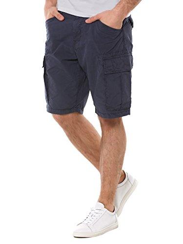 Napapijri NOTO B - Short - Homme Bleu