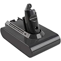 FSKE® Batería para Dyson Portátil Aspiradora DC62 V6 SV03 DC59 DC58 SV06 SV05 Animal DC61 DC72 DC74 595 650 770 880 Recambios,21.6V 2000mAh,43.2W