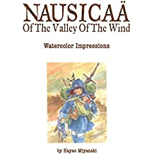 ART OF NAUSICAA VALLEY O/T WIND HC