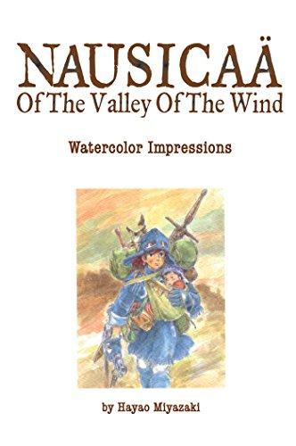 The Art of Nausicaa Valley of the Wind (Nausicaä of the Valley of the Wind) par Hayao Miyazaki