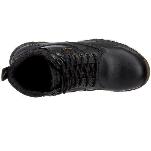 Dr. Martens Original Adult's Work 0010, Chaussures sécurité mixte adulte Noir