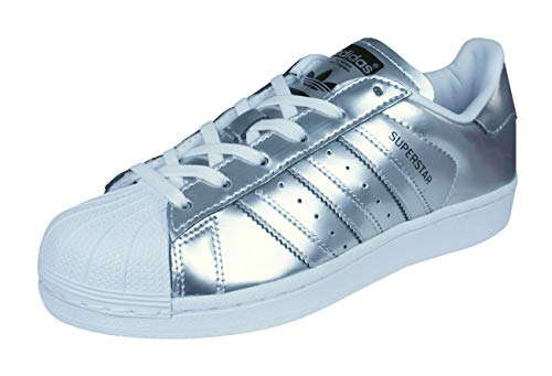 outlet store sale 0f47f 7a235 Adidas superstar femme argent