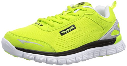 Dockers by Gerli 36VN20, Low-Top Sneaker donna Giallo (Gelb (gelb 900))
