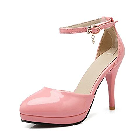 Adee , Sandales pour femme - Rose - rose, 35.5