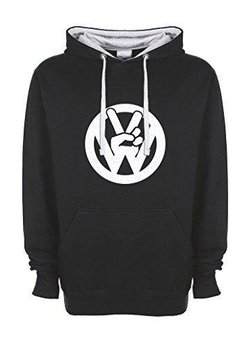 vw-volkswagen-peace-fingers-cool-sketch-friendly-bees-noir-gris-qualite-superieure-sweat-a-capucha-u