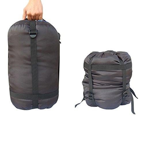 Zdmathe Compression Stuff Sacks for Sleeping Bag Clothing Bedding Pillow (Sack Stuff Pillow)