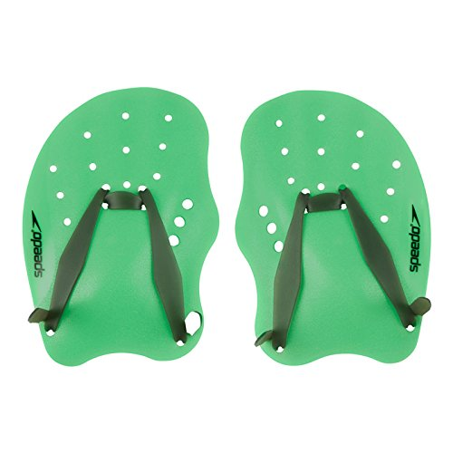 speedo-tech-paddles-green-size-large