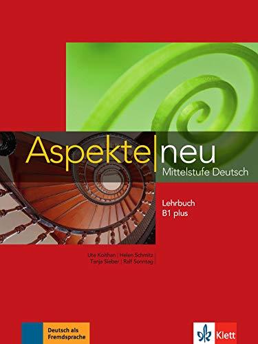 Aspekte neu b1+, libro del alumno