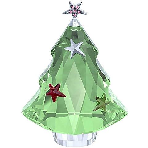 Swarovski 5003401 Weihnachtsbaum Chrysolit, 4.9 x 6.6 cm (Deko-Artikel)
