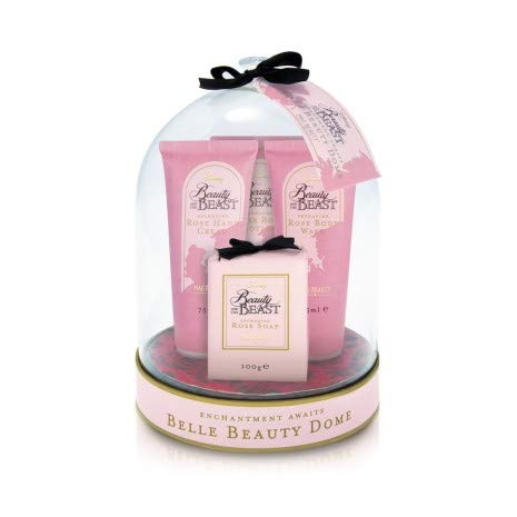 Mad Beauty - Set de baño corporal Beauty and the Beast - 1 unidad