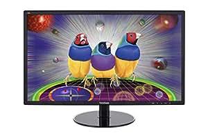 """ViewSonic VX2209 Ecran PC LED 22"""" 1920 x 1080 5 ms DVI/VGA Noir"""