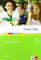 Green Line 5. Vokabeltraining aktiv (9. Klasse).