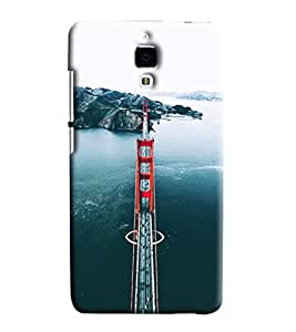 Expert Deal 3D Printed Hard Designer Xiaomi Mi 4 Mobile Back Cover Case Cover