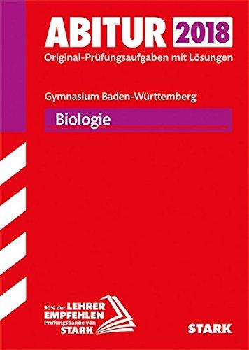 Abiturprüfung BaWü - Biologie