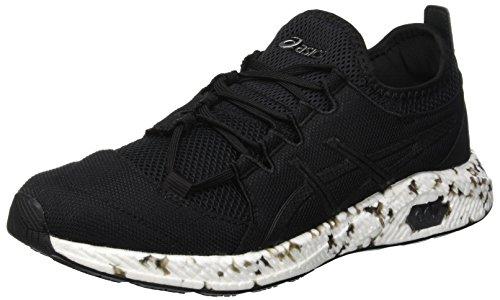 Asics Hypergel, Zapatillas de Entrenamiento para Hombre, Negro Black 002, 42.5 EU